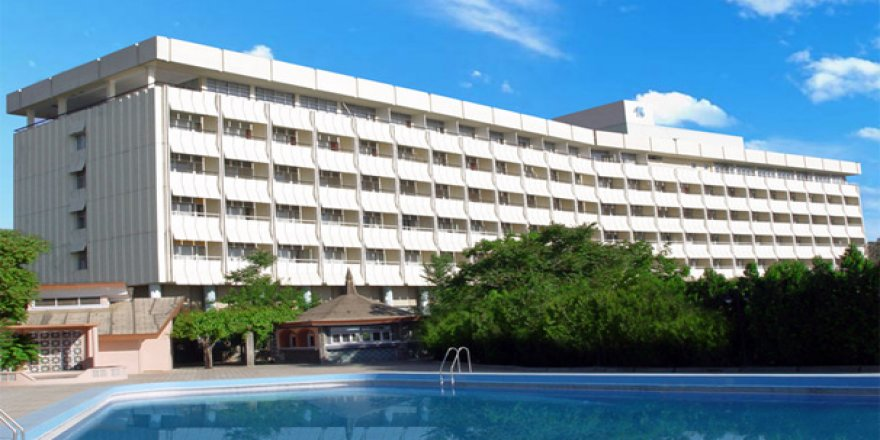 Afganistan'da Intercontinental Hotel'e saldırı