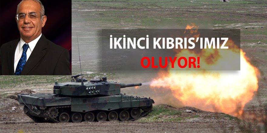 İKİNCİ KIBRIS'IMIZ OLUYOR!
