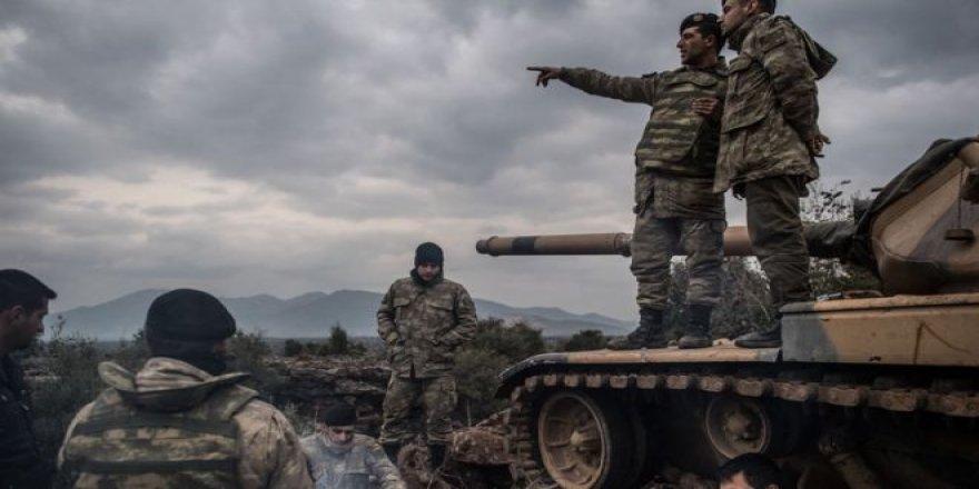Times: Erdoğan, Kürtlerin Suriye savaşının kazananı olmasını engellemek konusunda kararlı