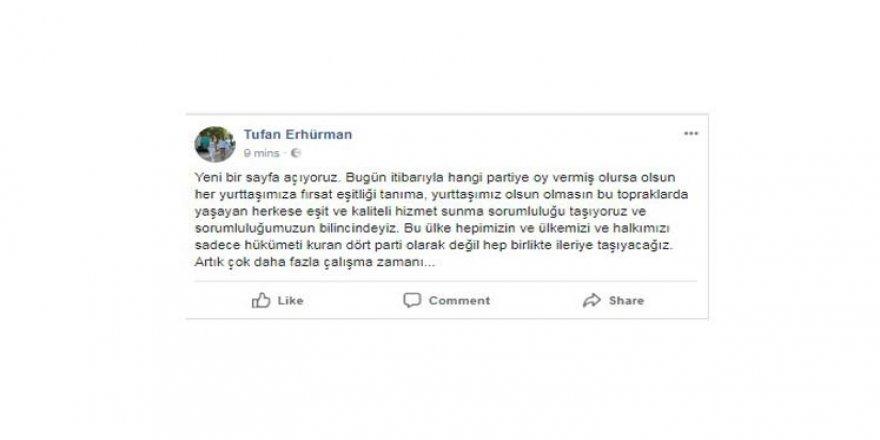 """""""ARTIK ÇOK DAHA FAZLA ÇALIŞMA ZAMANI!"""""""