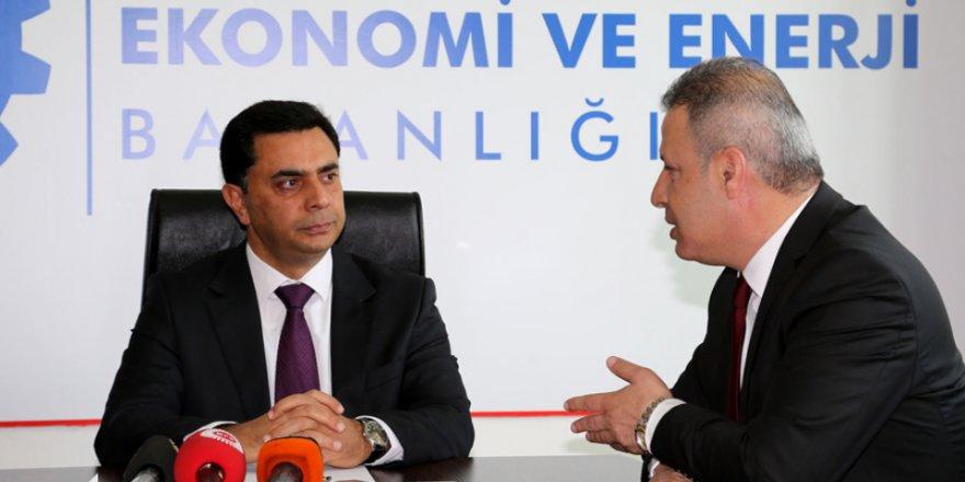 """AMAÇ ÜRETİM, İSTİHDAM VE REFAHI ARTIRMAK!"""