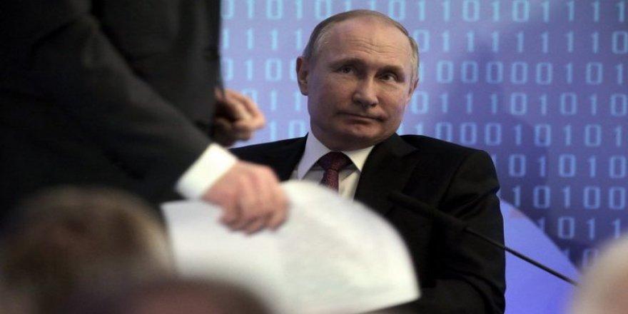 Putin'e 'traktörcüye tecavüz' fıkrası!