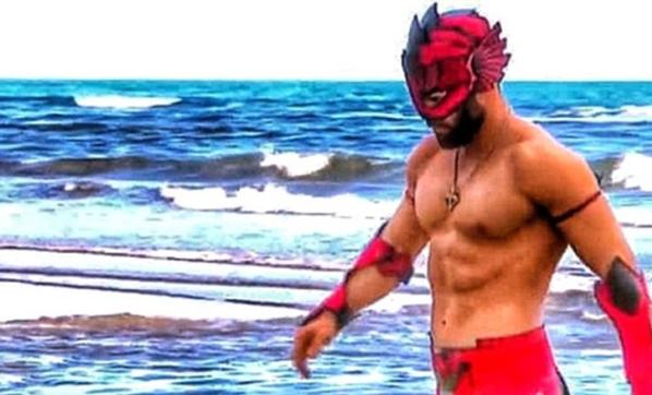 Turabi taktığı maskenin sırrını açıkladı!