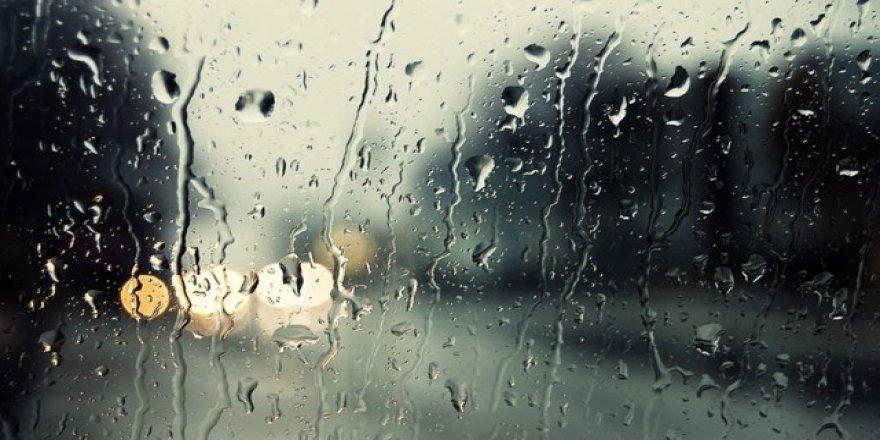 En çok yağış Lefke'ye düştü…