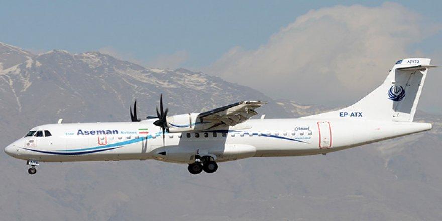 İran'da düşen yolcu uçağından kötü haber geldi