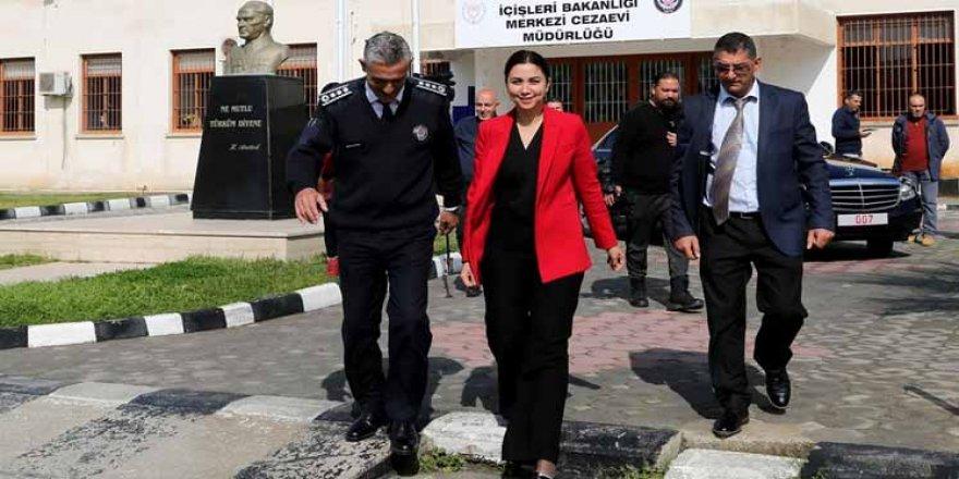 BAYBARS, CEZAEVİ'NDE İNCELEMELERDE BULUNDU!