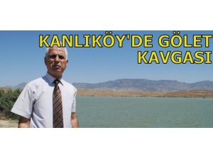 KANLIKÖY'DE GÖLET KAVGASI!