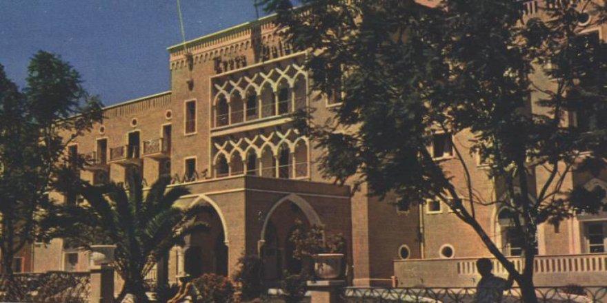 UNFICYP'deki Britanya askeri misyonu Ledra Palas otelinden ayrılıyor