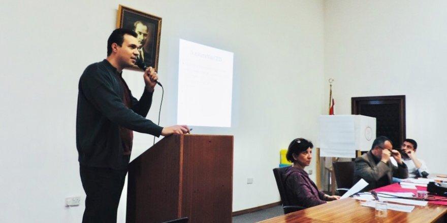 DR. AHMET VARIŞ TIP-İŞ'İN YENİ BAŞKANI