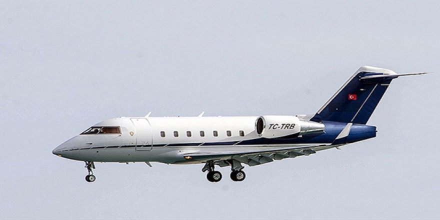Türk uçağı İran'da düştü! Uçaktaki 11 kişi...