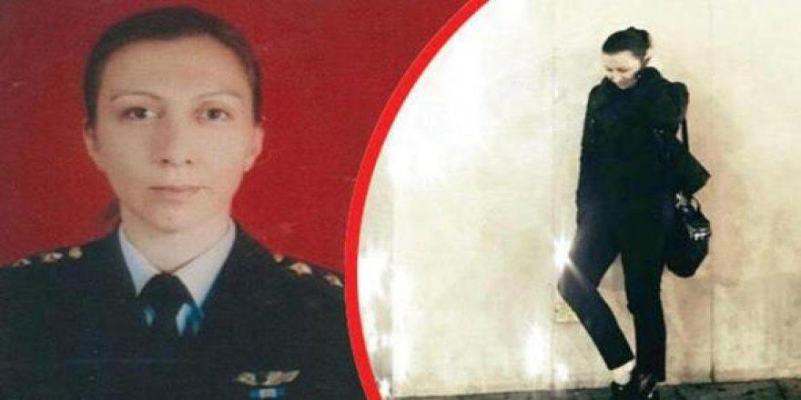 Mina Başaran'ın jetini kullanan pilotun son sözleri