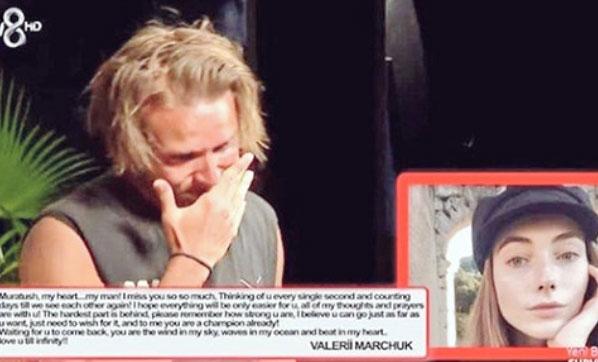 Survivor Murat'ı ağlatan güzel...