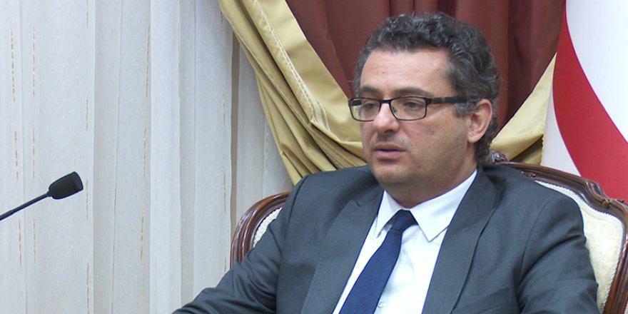 Erhürman,Nevruz olaylarıyla ilgili PGM Manavoğlu ile görüştü
