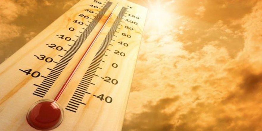 Hava sıcaklığı,  iç kesimlerde 29 ºC'ye kadar çıkacak.