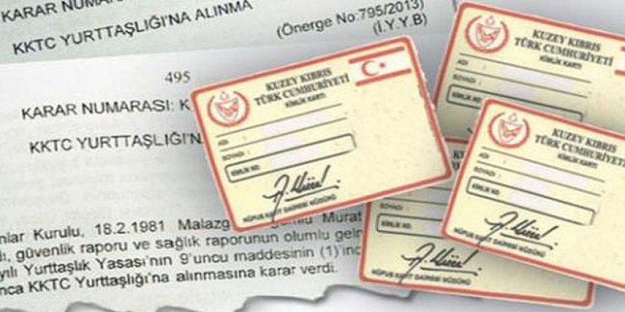 YASAYA AYKIRI VATANDAŞLIKLAR TESPİT EDİLDİ!