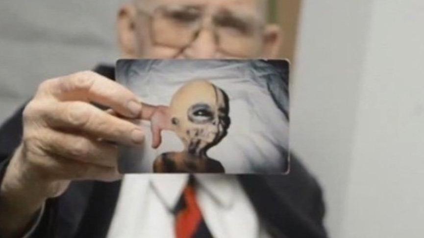 HAYATINI KAYBEDEN 51. BÖLGE ÇALIŞANINDAN ÇOK TARTIŞILACAK 'UZAYLI FOTOĞRAFI'
