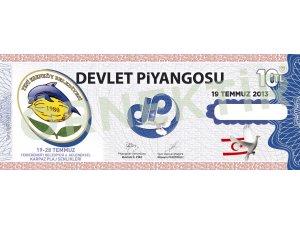 DEVLET PİYANGOSU'NDA 19 TEMMUZ'DA BÜYÜK İKRAMİYE 200 BİN TL