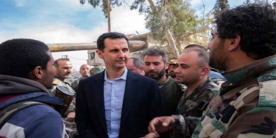 Esad: Batı, çatışmadaki kontrolü kaybettiği için saldırdı
