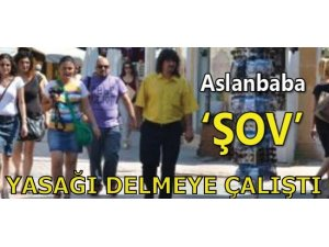 ASLANBABA İLE İLGİLİ SON DAKİKA GELİŞMESİ!