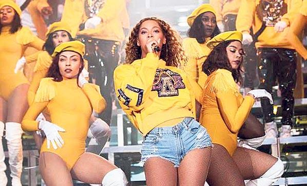 Beyoncé rekor kırdı