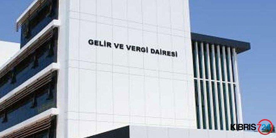 VERGİ DAİRESİ'NDE SKANDAL İDDİALAR!