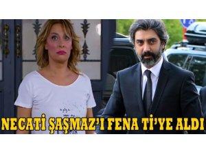 NECATİ ŞAŞMAZ'I FENA Tİ'YE ALDI