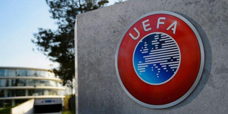UEFA'DAN KARAR ÇIKTI