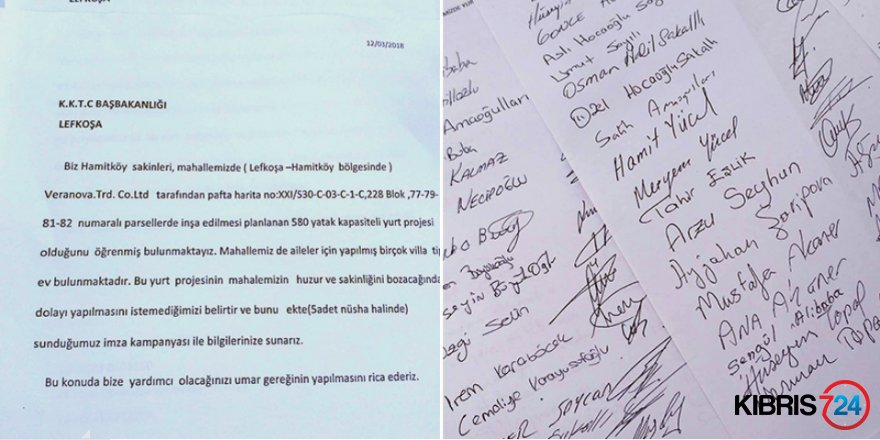 BİR 'YUR İSYANI'DA HAMİTKÖY'DEN...