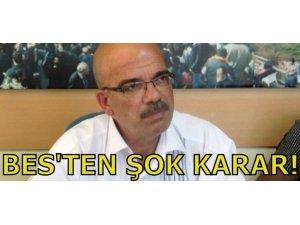 BES YÖNETİM KURULU İSTİFA ETTİ!