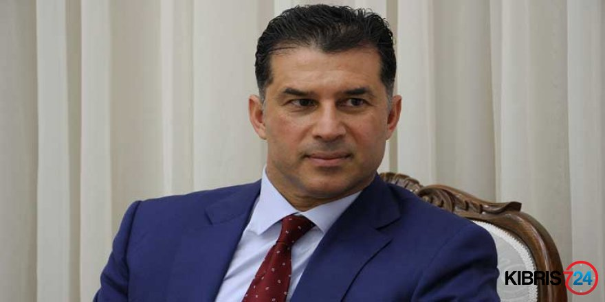 """CUMHURBAŞKANI İLE ARAMIZ İYİ"""