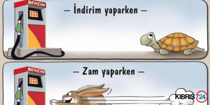 ZAMLARA TEPKİ YAĞDI!