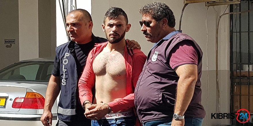 GÖREVLİ POLİSİ DRP ETTİ!