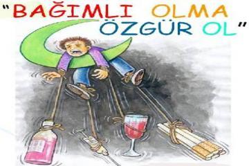 """""""UYUŞTURUCU ÖNEMLİ BİR SAĞLIK SORUNU"""""""