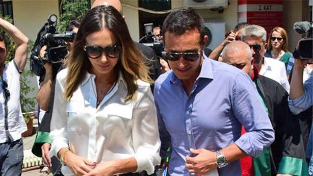 Mustafa Sandal ve Emina Jahovic'ten örnek boşanma