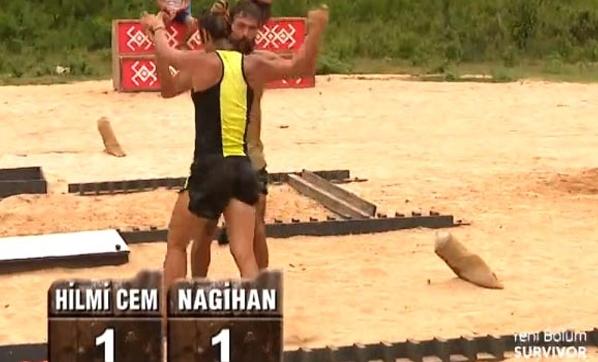 Survivor'da yarı finale kalan ilk isim belli oldu