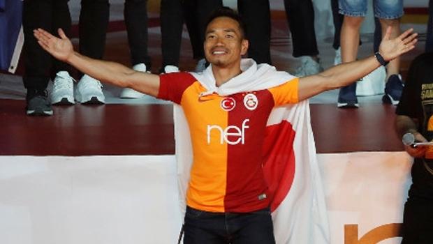 Galatasaray Nagatomu'yu kadrosuna kattı!