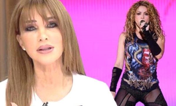 """""""Shakira"""" için yaptığı yorum alay konusu oldu"""