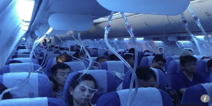 Kaptan kokpitte sigara içti, uçak 5 bin metre düştü!