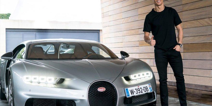 Cristiano Ronaldo, Garajındaki Arabalarla Trabzonspor'u Satın Alabiliyor