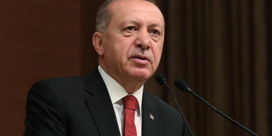 Başkan Erdoğan: Türkiye, Kıbrıs Türk Halkının Çözümsüzlüğün Mağduru Olmasına İzin Vermeyecektir