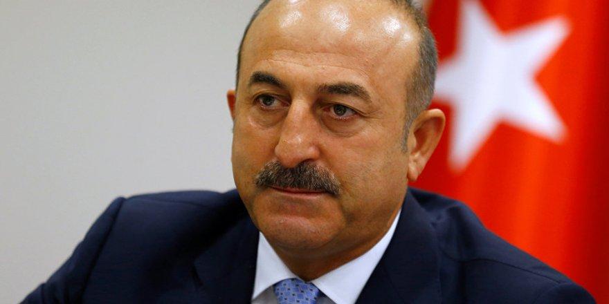 TC Dışişleri Bakanı Çavuşoğlu KKTC'ye Geliyor