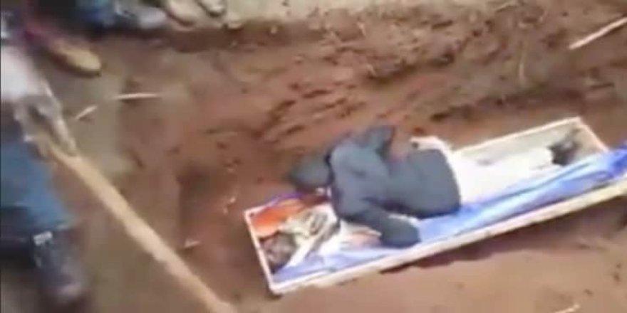 'peygamber' olduğunu iddia eden sağlık çalışanı ölüyü diriltemeyince gözaltına alındı