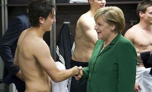 Almanya'dan açıklama! Mesut Özil...