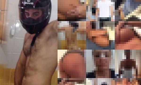Berk Oktay'ın müstehcen fotoğraflarını sızdıran kişinin kimliği şoke etti!