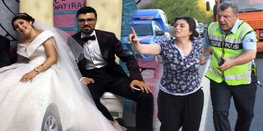 Feci olay! Evlendikleri günün sabahına çıkamadılar
