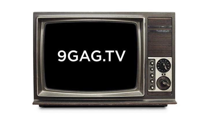 9GAG TV YAYINA BAŞLADI