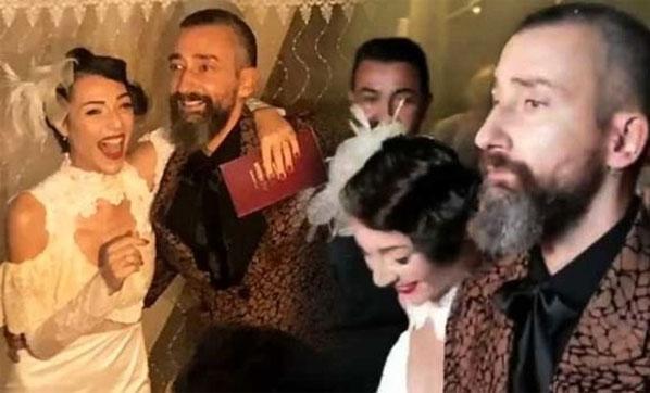 Yunus Günçe evlendi!