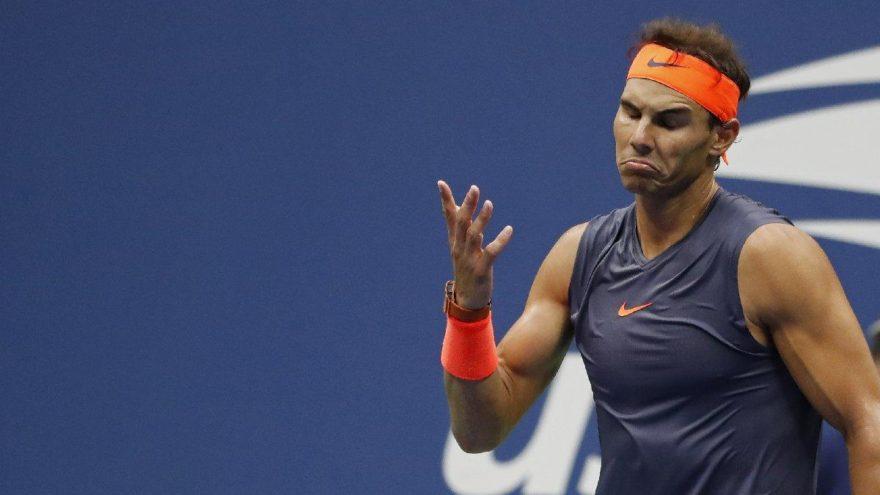 Rafael Nadal şoku!