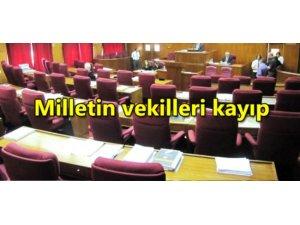 MECLİS TOPLANAMADAN TATİLE GİRDİ