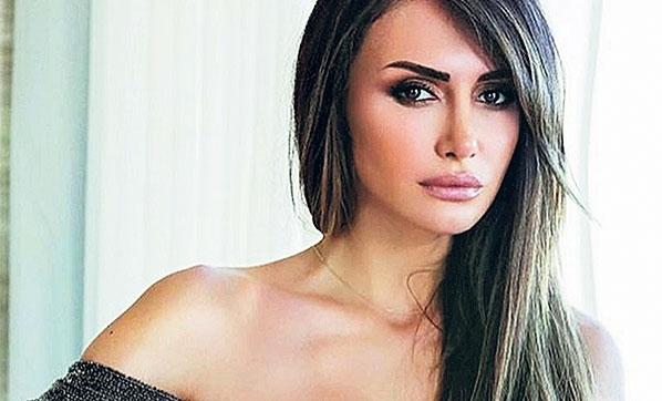 Emina Jahovic trafik kazası geçirdi